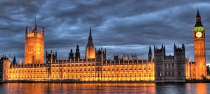 Iconic London - Parliament and Big Ben - Photo by Maurice