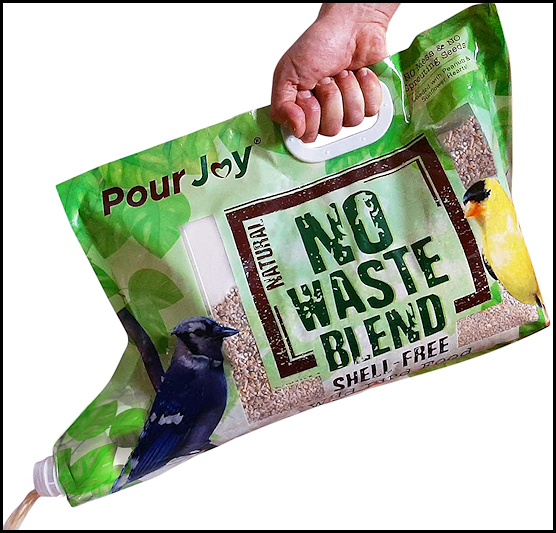 Pour Joy No Waste Blend - Photo by Pour Joy