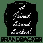 I Joined Brand Backer!