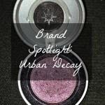 Brand Spotlight: Urban Decay
