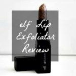 elf Lip Exfoliator Review