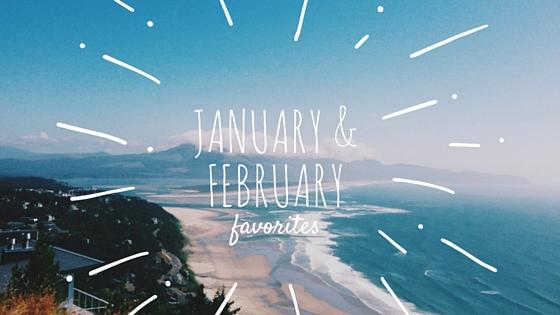 January &february