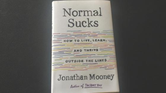 Normal Sucks by Jonathan Mooney