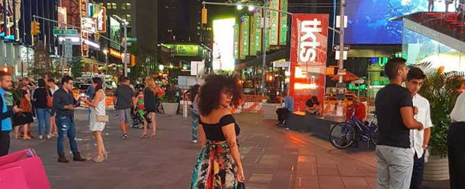 Diario di una lookmaker Beyouty a New York