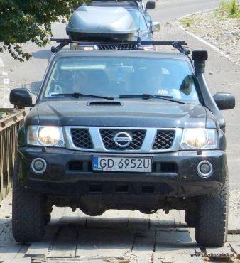 Nissan Patrol Y61 GU4