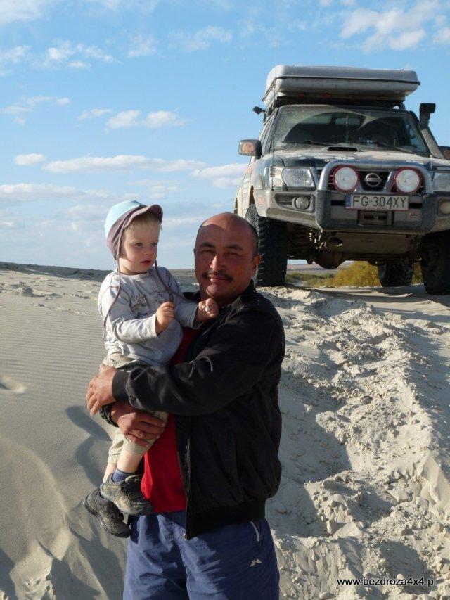 Przyjaźń kazachsko-polska :-)