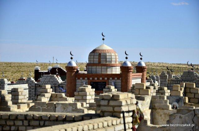 Kazachski cmentarz