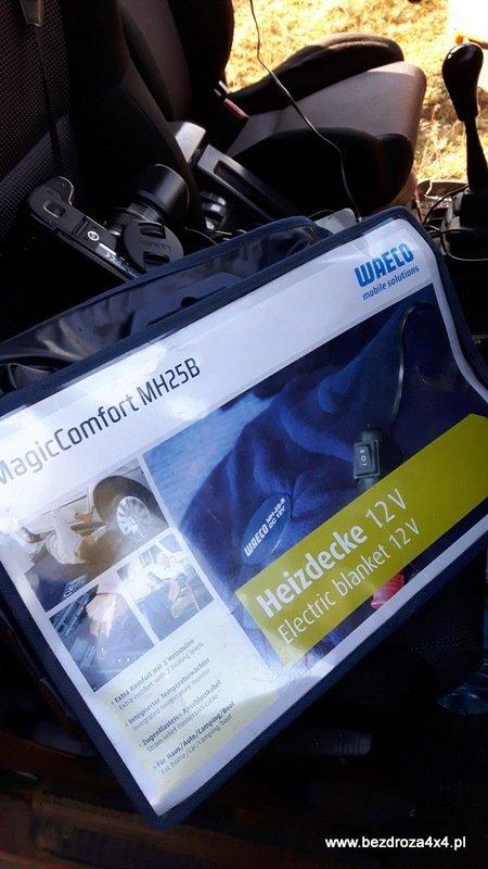 Koc Grzewczy Waeco Magic Comfort MH25B