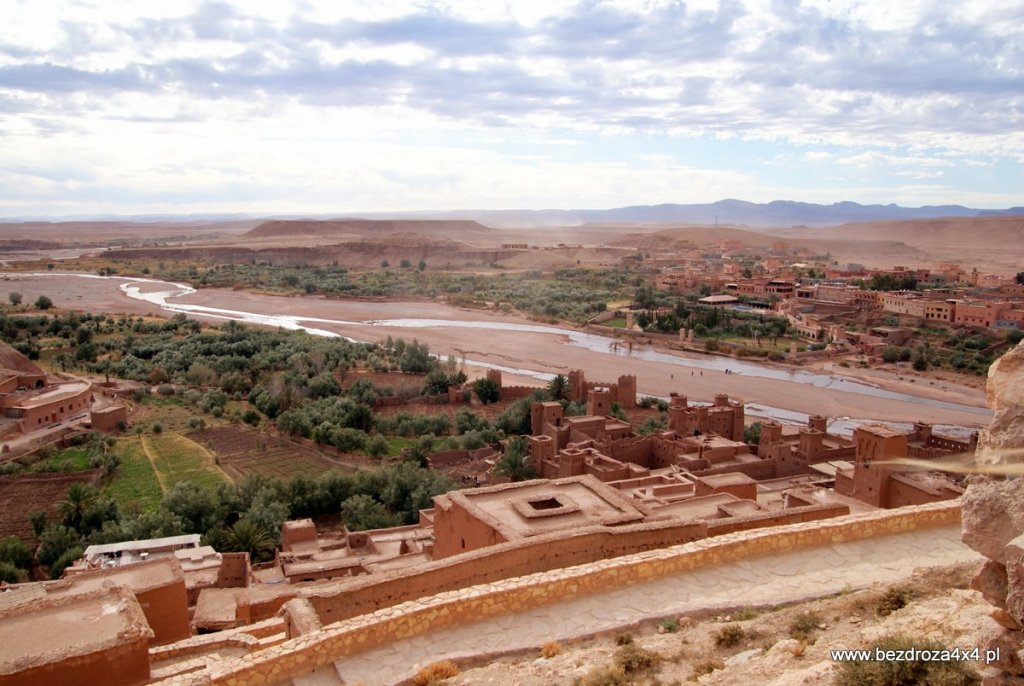 Ait Ben Haddou - słynna forteca