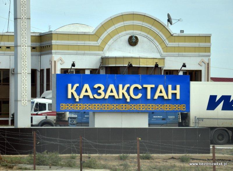 Granica Rosja - Kazachstan