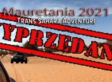 Mauretania 4x4 2021
