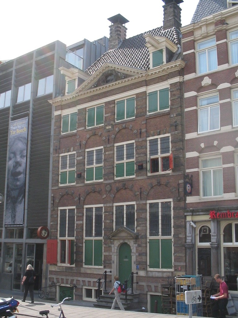 Rembrandt House things to do in amsterdam in one day