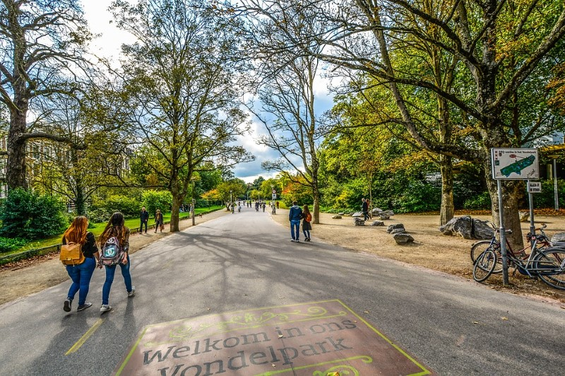 Vondelpark things to do in amsterdam in one day