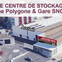 Beziers Box proche Polygone et gare SNCF