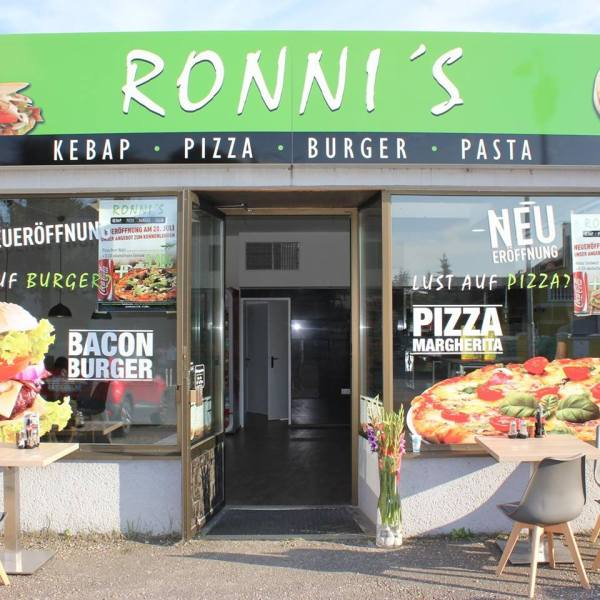 Ronni's Pizza & Kebap in Strasshof