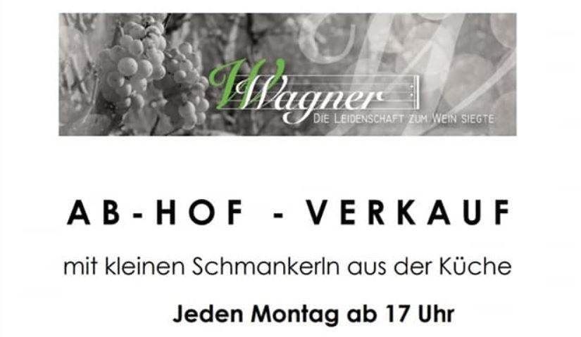 Weingut Wagner in Prottes Logo