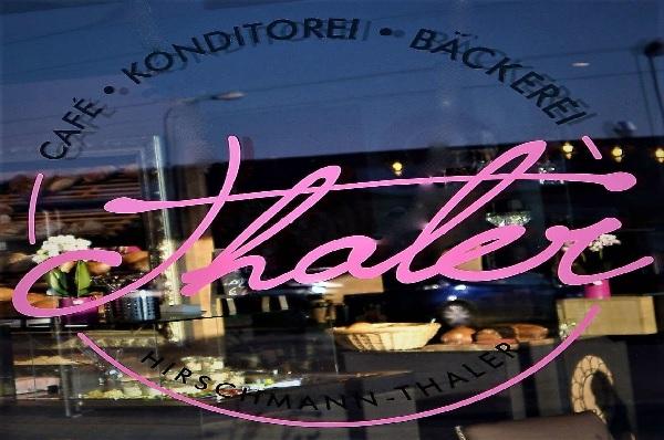 Bäckerei & Konditorei Hirschmann-Thaler (Filiale mit Café)