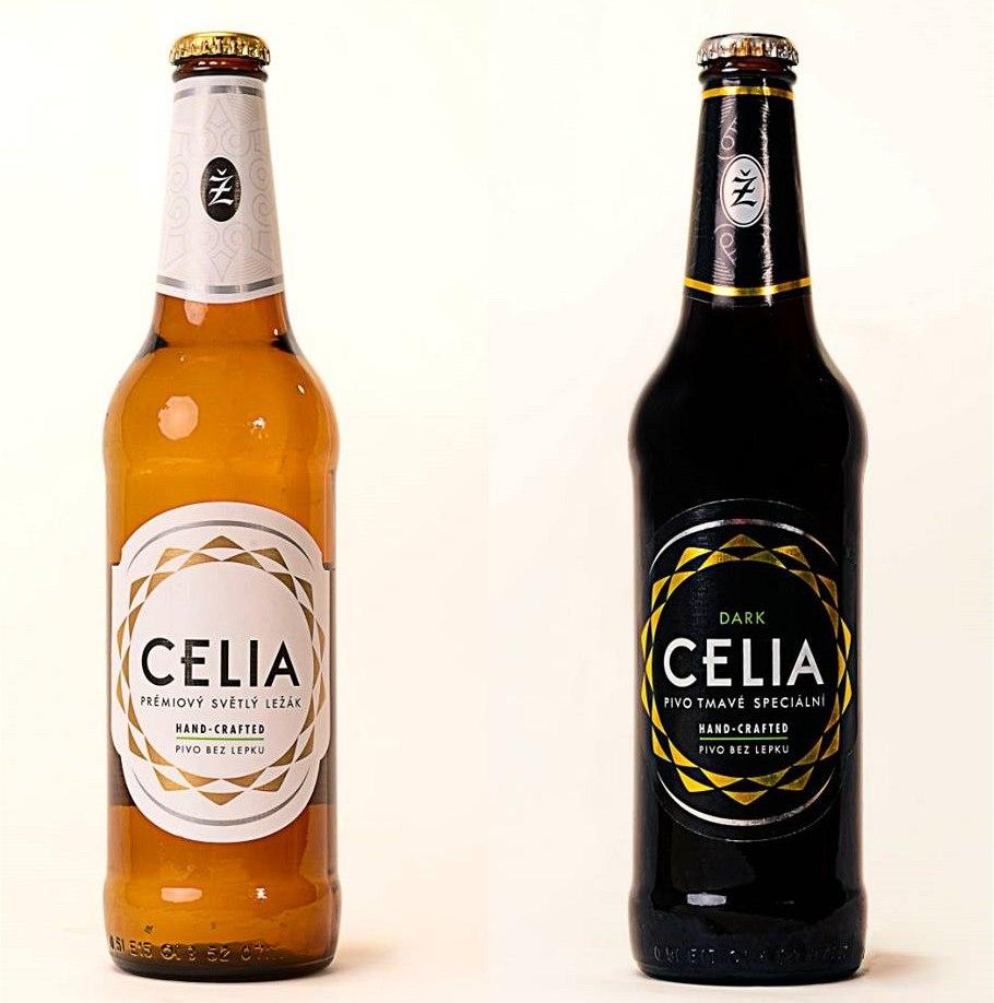 celia - bezlepkové pivo