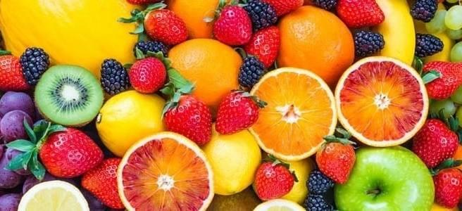 kyselina listová ovocie