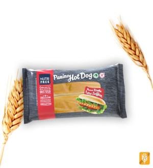 bezlepková hot-dog zemľa pečivo - Nutri Free