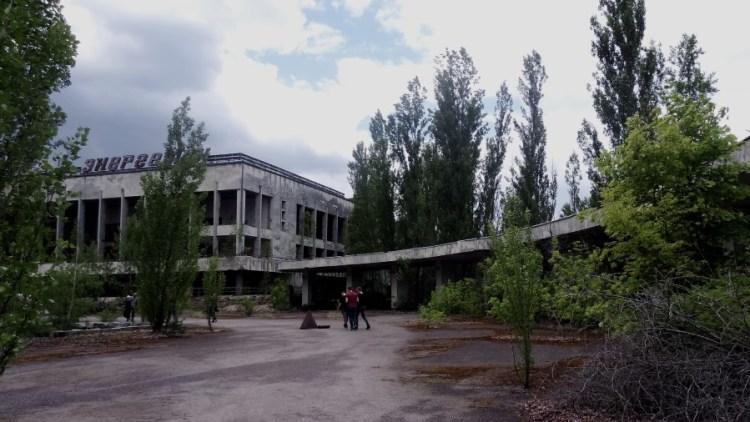 Tsjernobyl tour - bezoek Kiev