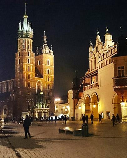 Betoverend Krakow