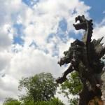 Smok Wawelski - draak van Krakau