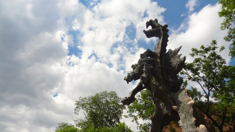 Smok - draak van Krakow