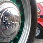 Polski Fiat - oldtimers in Krakau