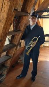 hejnal trompet - Bezoek Krakau