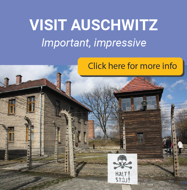 Visit Auschwitz concentrationcamp information