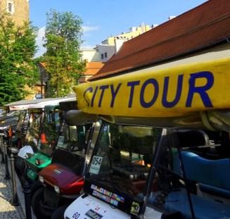 golfkar tour krakow