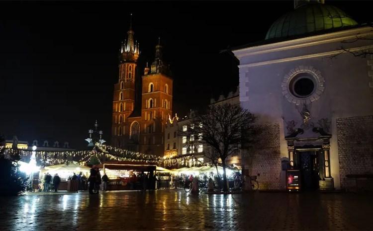 Kerstmarkt Krakau - BezoekKrakau.nl