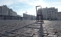 ghetto krakow monument - bezoekkrakau