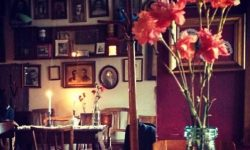 romantiek in krakow cafe