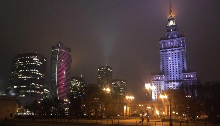 Warschau in de avond: leuker dan Krakau? - Bezoek Krakau