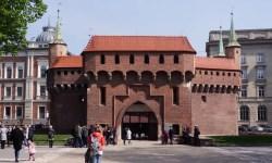 Barbakan Krakow bezienswaardigheid - Bezoek krakau
