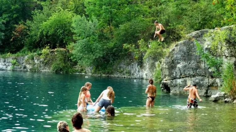 zakrzowek mijn zwemmen - Bezoek Krakau