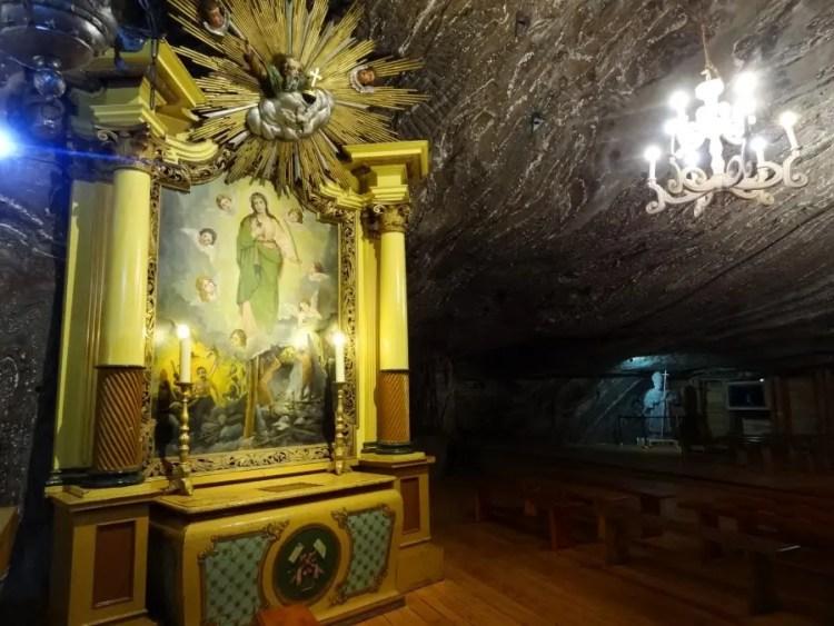 Bochnia zoutmijnen - bezoek krakow