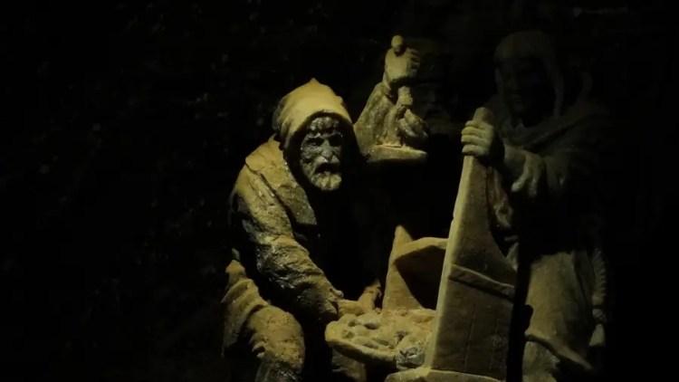 Bochnia zoutmijnen - bezoek krakau