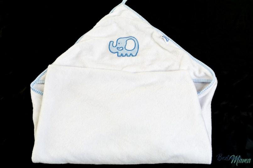 Ręcznik dla niemowlaka Canpol Babies