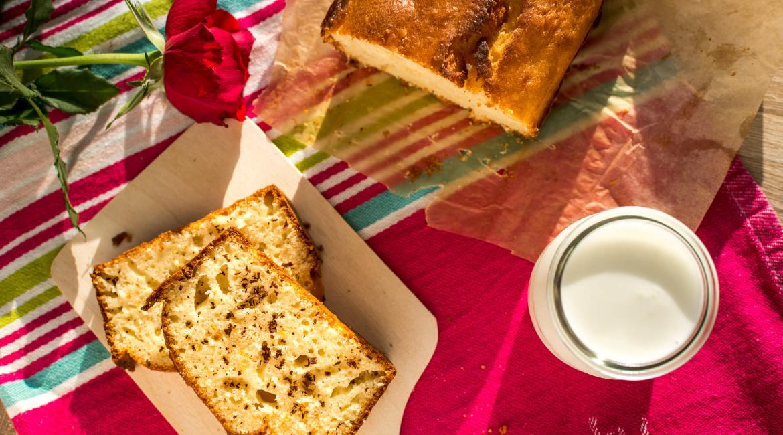 ciasto migdałowe fit dla cukrzyków niski IG