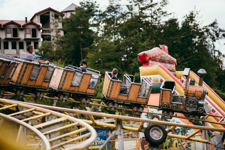 rollercoaster bałtów