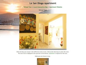Le San Diego Apartment Tour
