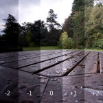 7 Exposures of Table