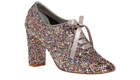Zapatos Con Glitter