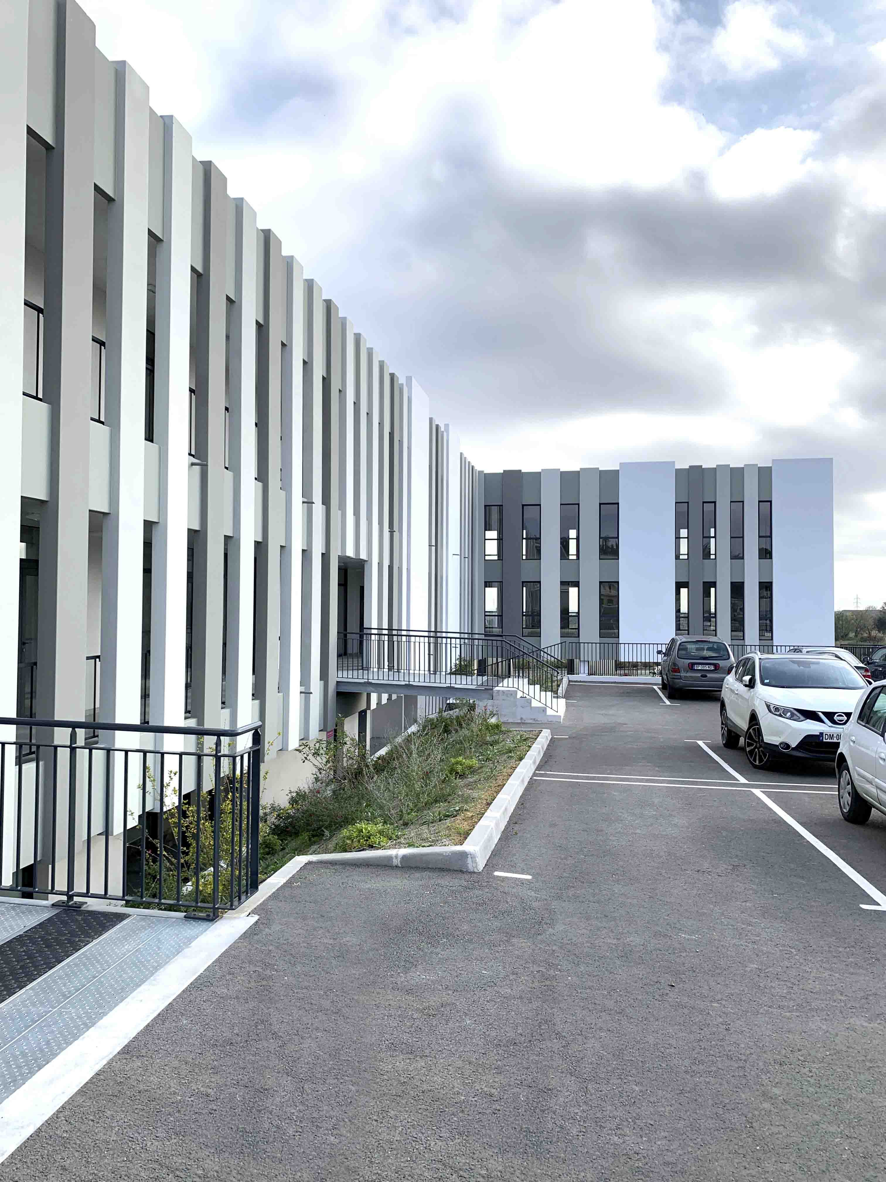Immeuble le Ruban Béziers BF Architecture 5