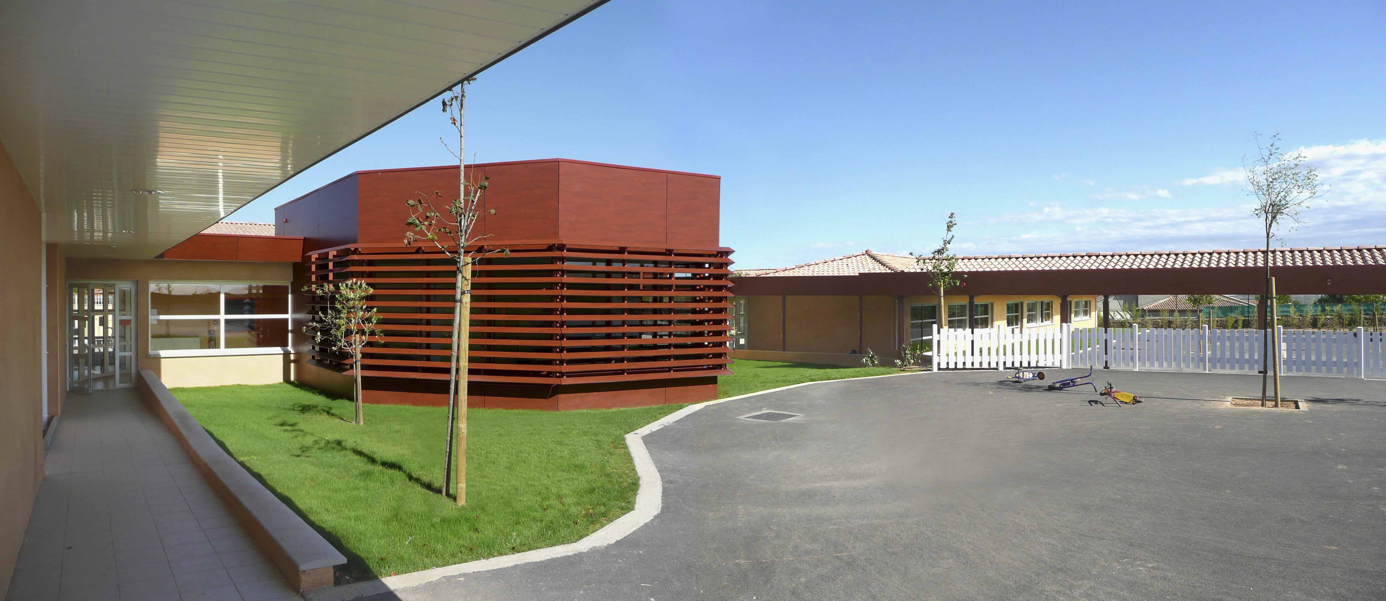 Groupe scolaire herault BF Architecture 1
