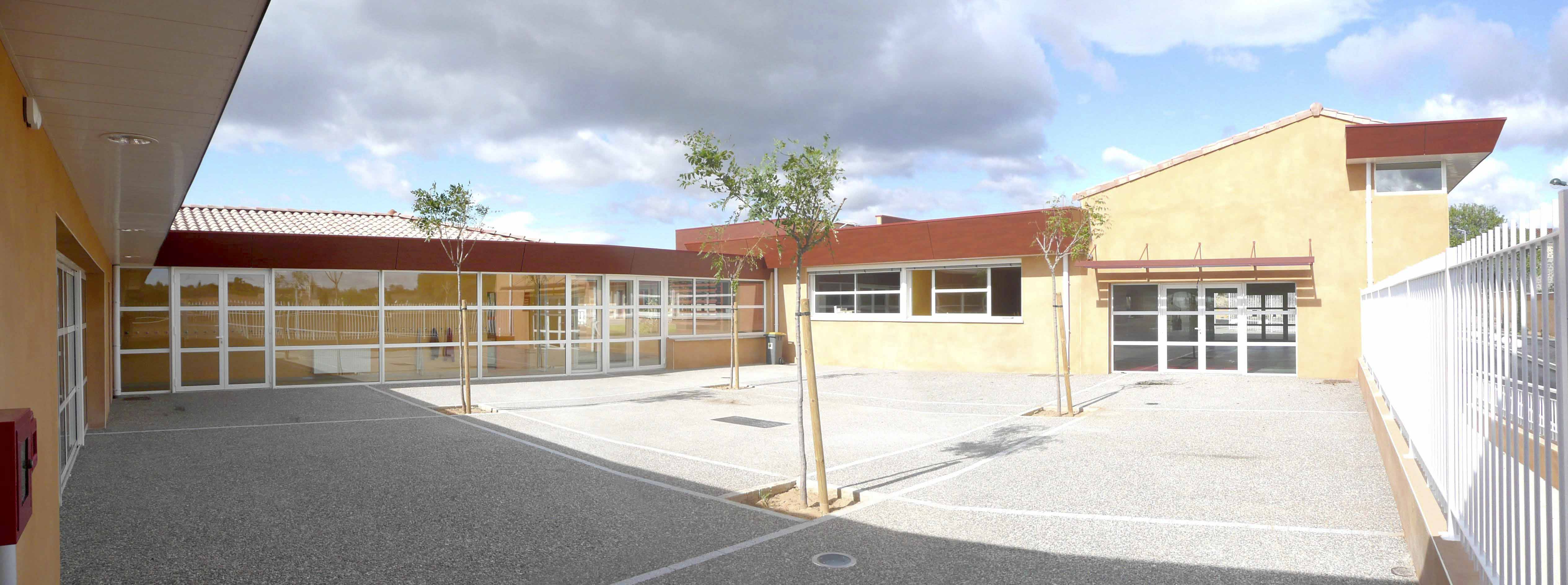 Groupe scolaire Hérault BF Architecture 2