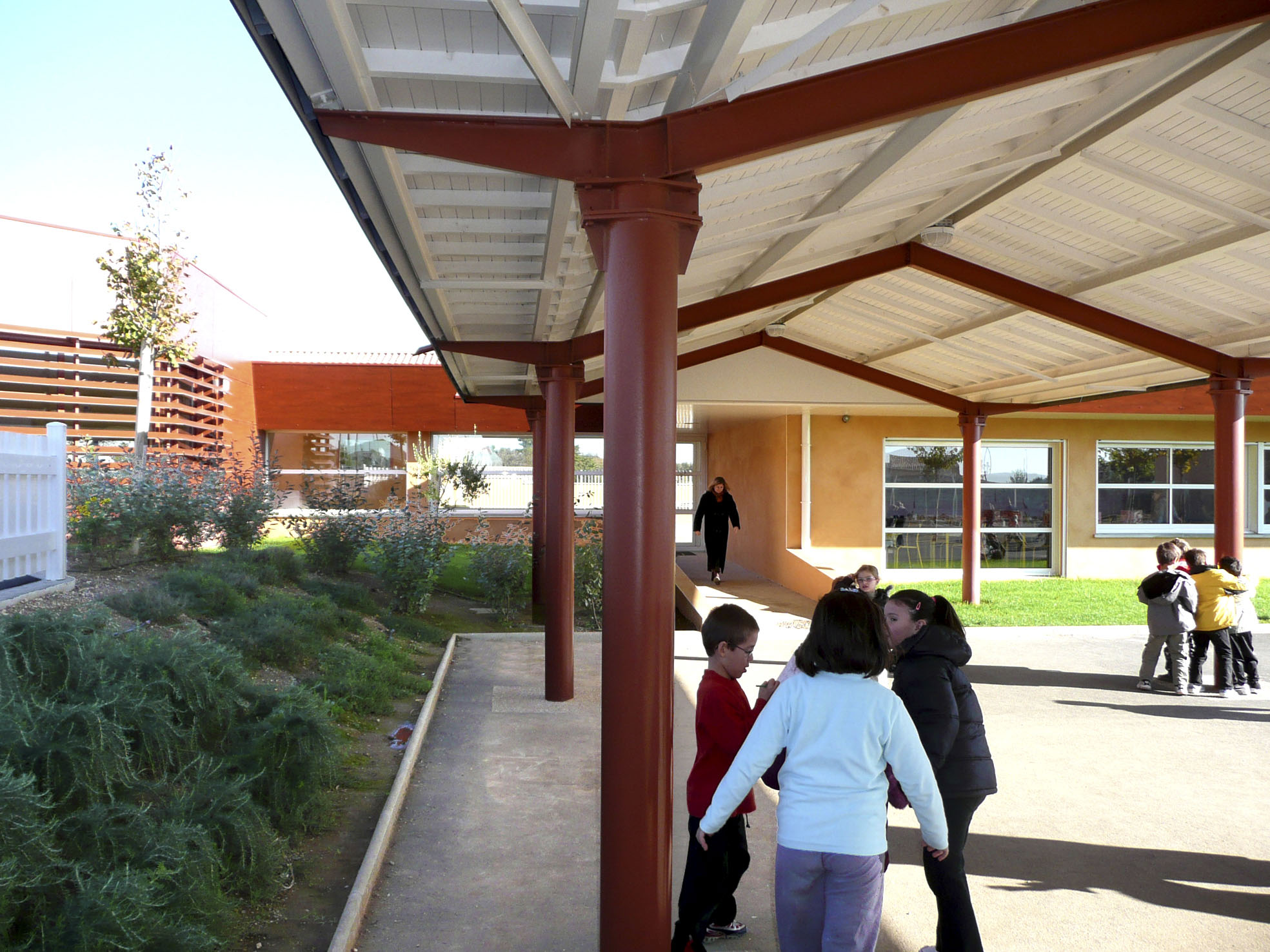 Groupe scolaire Hérault BF Architecture 5